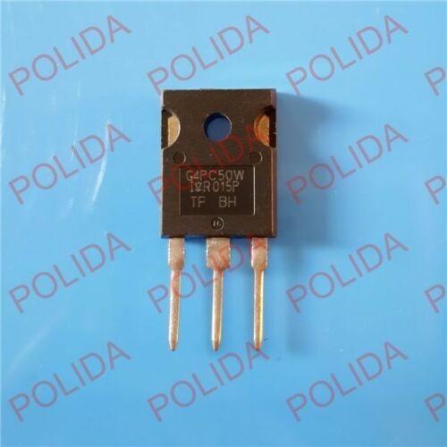 10PCS IGBT Transistor IR TO-247 IRG4PC50W IRG4PC50WPBF G4PC50W
