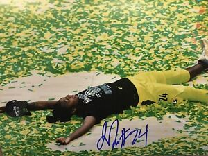 JEWELL-LOYD-Signed-8x10-Photo-WNBA-Basketball-SEATTLE-STORM-Champions-Auto