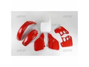 Kit-plastiques-UFO-Origine-blanc-rouge-Honda-CR-250-1988-1989