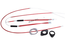 Blank red gyro lower cable New