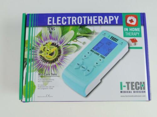 Kestore I-Tech 121 estimulador muscular electroestimulación EMS dispositivo fitness como nuevo   eBay