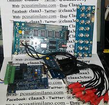 GEOVISION gv 1480/1240/1120 v2.01 PC video 4u dvr back panel videosorveglianza