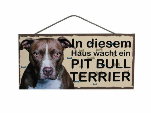 Wandschild Tierschild Hund verschiedene Motive Katze Holzschild Türschild