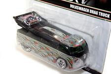 VOLKSVAGEN DRAG TRUCK MEXICO CONVENTION 2010 HEAVY DIE CAST 1/64 HOT WHEELS R845
