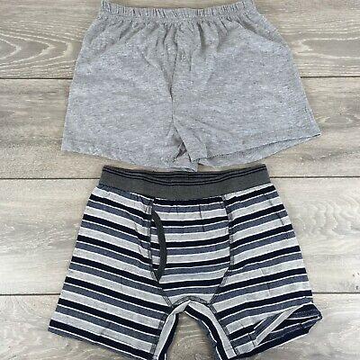 2 X Cargo Quay Men's Boxers Trunks Shorts Small T271-7 Diversifizierte Neueste Designs