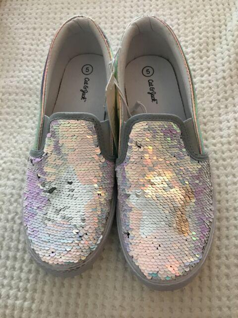 Cat \u0026 Jack Girls Madalena Shoes Flip