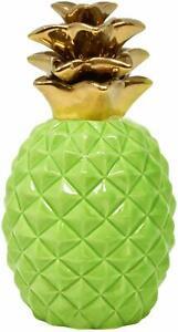 Green-Ceramic-Pineapple-Figurine