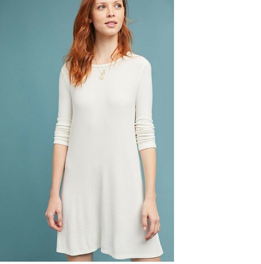 Anthropologie Chrissy  Tunic Dress new  XL