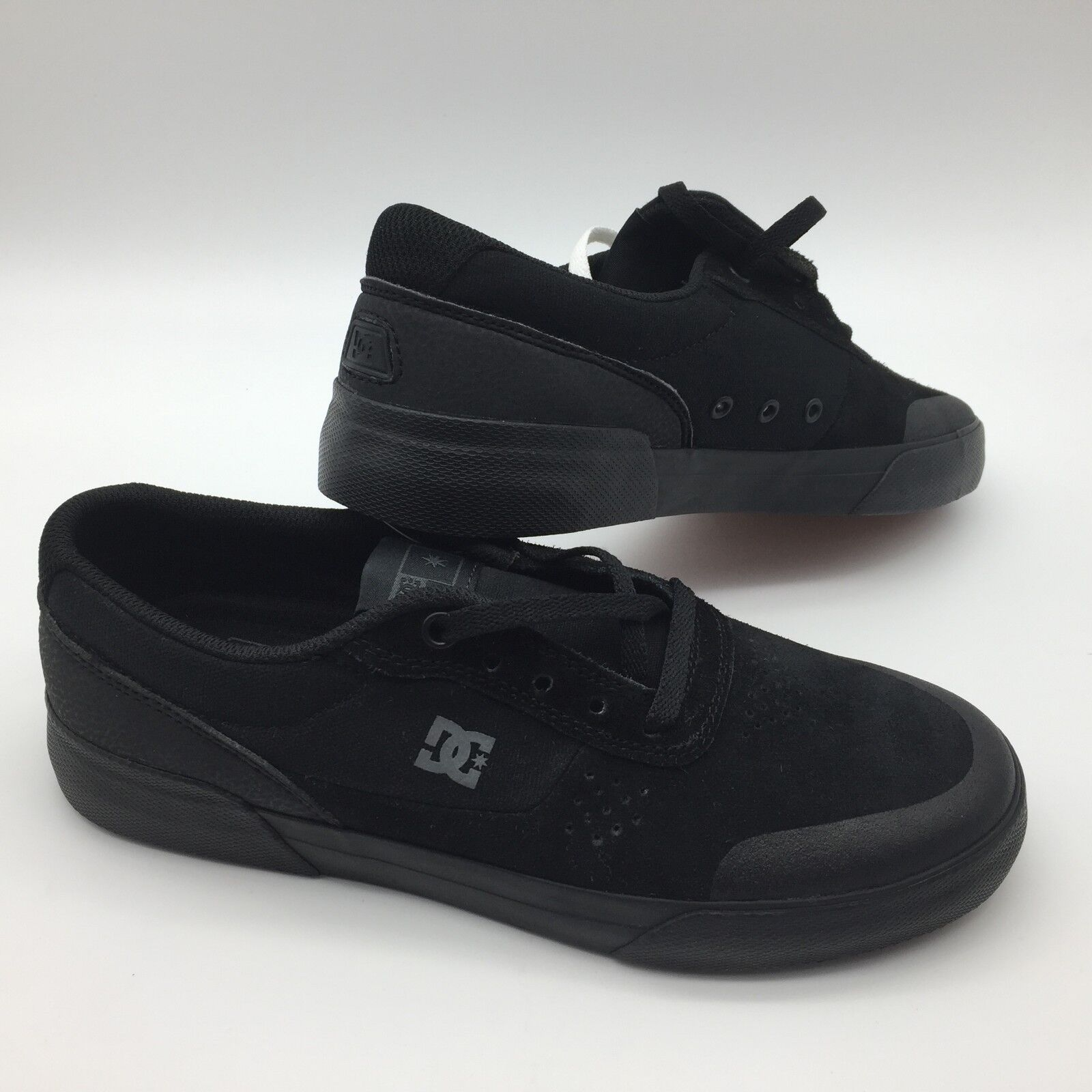 DC Men's shoes  SWITCH PLUS S  Black Black Black(3BK)