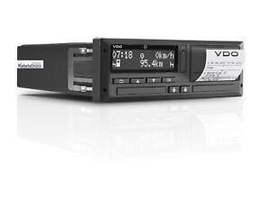 Fahrtenschreiber-Tachograph-digital-VDO-3-0-Neu-12V-zum-Nachruesten
