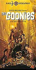 The Goonies Vhs 1997 Clam Shell For Sale Online Ebay