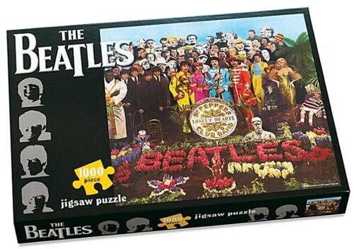 pl pepper 1000 piece jigsaw puzzle 680mm x 480mm Beatles sgt