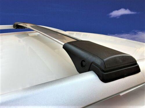 Lockable AeroWingBar Roof Rack Cross Bar Set Fits BMW 3 Series E91 Touring