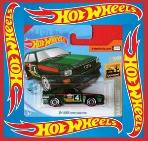 Hot-wheels-2019-84-AUDI-SPORT-QUATTRO-43-250-caja-nuevo-y-original