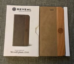 Image Is Loading Reveal Folio Nature Fusion Leather Case For Iphone