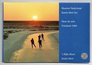 FDC-set-Nederland-1994-Friesland