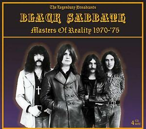 BLACK-SABBATH-MASTERS-OF-REALITY-1970-039-75-THE-LEGENDARY-BROADCASTS-4-CD-SET
