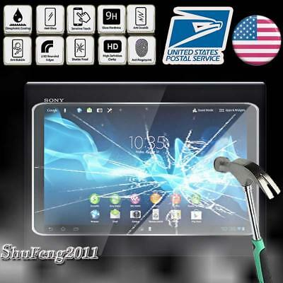 Tempered Glass Screen Protector For Sony Tablet S Tablet
