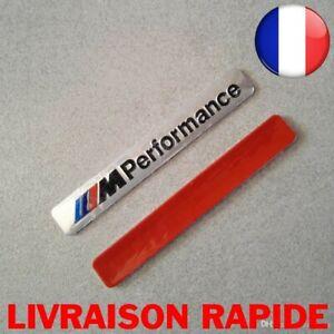 M-Performance-Auto-Logo-Capot-Autocollant-Embleme-BMW-M-SERIE-M3-M4-M6-Argent