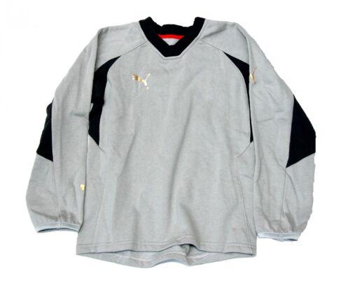 PUMA V costrutto Felpa Pullover 650913 GRIGIO 01