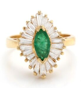 2-25-Quilate-Natural-Esmeralda-Diamantes-en-14K-Oro-Amarillo-Macizo-de-Mujer