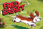 Fred Basset Yearbook 2016 by Alex Graham (Paperback, 2015)