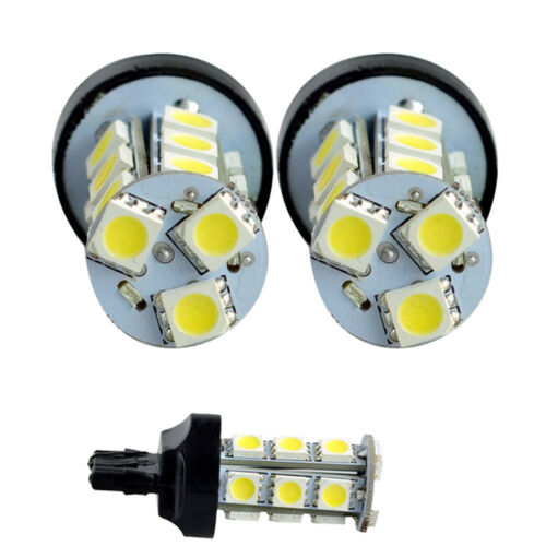 Lot2 Xenon White Reverse T20 7440 7441 5050 18SMD LED Light Bulbs Lamp Sales