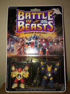 Battle-Beasts-Shadow-Warriors-Laser-Beast-Tiger-Burn-Rainbow-Sam-MOC-Very-Rare