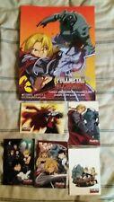 NEW GE Full Metal Alchemist Brotherhood Group Playing Cards GE51596 US Seller