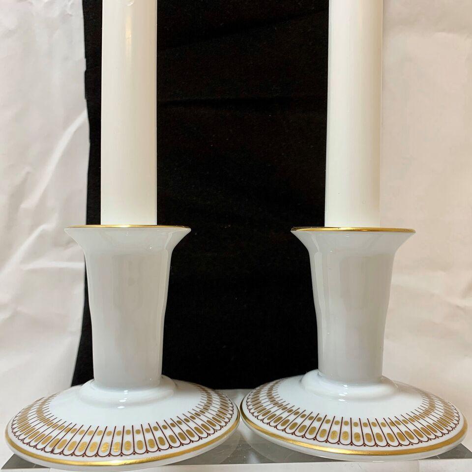 Porcelæn, Stel, Lyngby Porcelæn