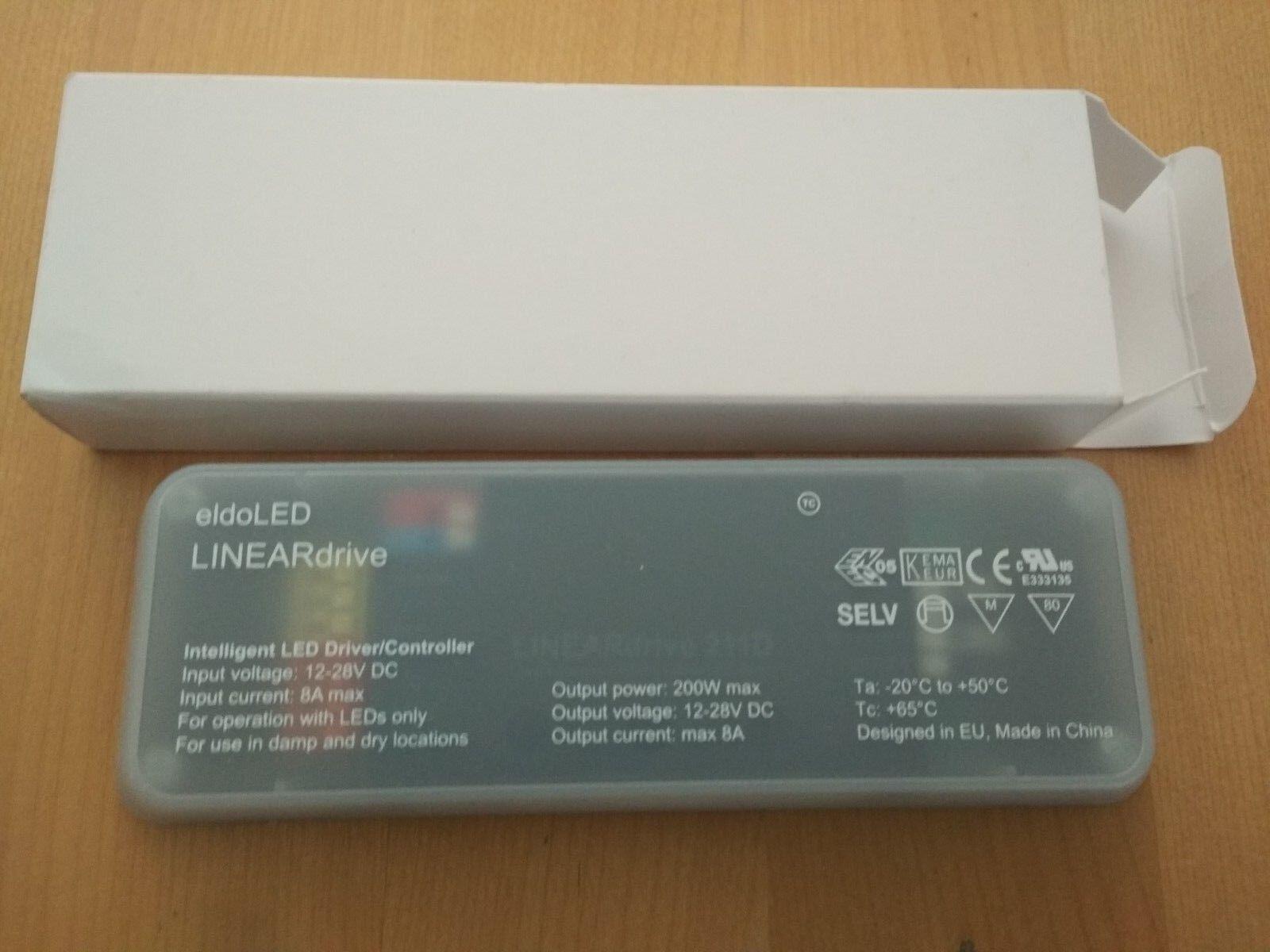 KNX eldoLED LIN211D1-LN, Constant Voltage 0-10 V Driver domotica