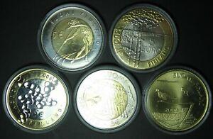 5 euro FINLANDE  COMMEMORATIVE 5 pieces 2003,2005, 2006,2007,2008
