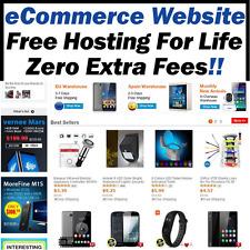 Website - eCommerce - Fully Built - Home Online Internet Business - For Sale