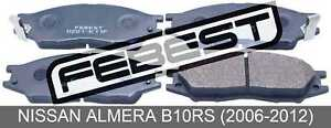 Pad-Kit-Disc-Brake-Front-For-Nissan-Almera-B10Rs-2006-2012