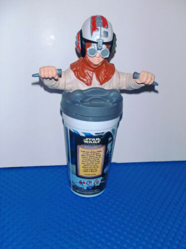 Star Wars Episode 1 Anakin Cup Cup Topper from KFC Taco Bell and Pizza Hut