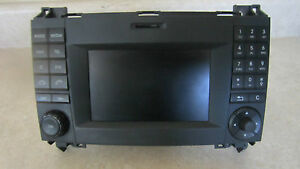 14 15 mercedes sprinter comand radio stereo headunit. Black Bedroom Furniture Sets. Home Design Ideas