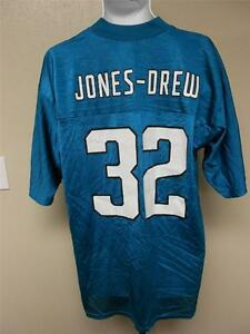 New-Maurice-Jones-Drew-32-Jacksonville-Jaguars-Mens-Sizes-L-XL-Reebok-Jersey