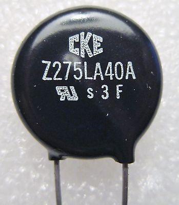S20K150E2 SEIMENS METAL OXIDE VARISTOR TVS MOVI 12 2-PC LOT