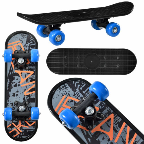 PRO.TEC ® Skateboard 44x13 3Motive Stunt Komplett Board ABEC 7 Sport Funboard