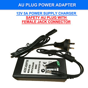 AC240V-to-DC12V-Power-Supply-Adapter-Charger-Converter-AU-Plug-5-5mm-2-1mm-1-5A