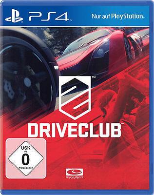 Sony PS4 Playstation 4 Spiel ***** Driveclub * Drive Club ***************NEU*NEW