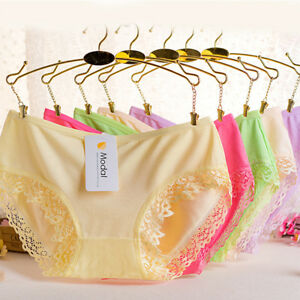 1c6d55a726fc0 Image is loading Sexy-Colorful-Modal-Cotton-Elasticity-Bamboo-Fiber- Underwear-