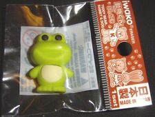 Green Frog Official Authentic iwako Japanese Kawaii Novelty Eraser NEW