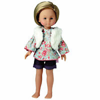 Corolle 13 Les Cheries Fashion Set For Dolls In Box Clothes France