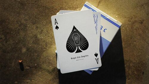 Royal Los Angeles Playing Cards by Toomas Pintson Poker Spielkarten