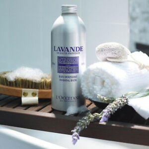 NEW-L-039-Occitane-Lavender-Foaming-Bath-500ml-Soothing-Relaxing-BestSeller-FreePost