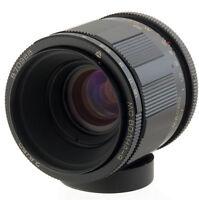 MC Volna9 Macro 1:2 USSR lens 50mm f2.8 M42 Pentax Canon dSLR 1D 5D 6D 7D 50/2.8