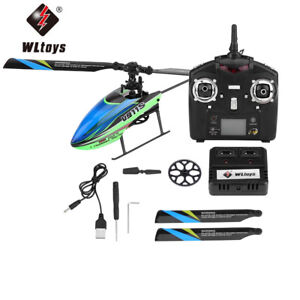 WLtoys-V911S-2-4G-4CH-RC-Helicopter-Aircraft-4CH-Single-Propeller-6-Axis-Gyro