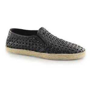 17360 15 Men's Blue Slip On shoes