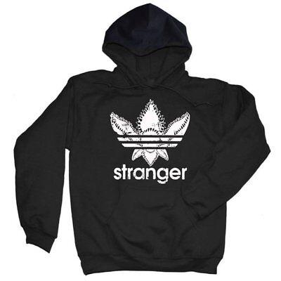 Stranger Things Adidas Demogorgon Hoodie Dustin Eleven Will Crewneck Sweatshirt | eBay